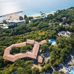 Отель Preslav All Inclusive Болгария, Золотые пески - 1 отзыв об отеле, цены и фото номеров - забронировать отель Preslav All Inclusive онлайн пляж фото 2