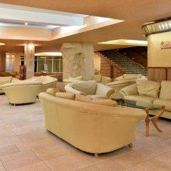 Отель Сенди Бийч Болгария, Албена - отзывы, цены и фото номеров - забронировать отель Сенди Бийч онлайн интерьер отеля фото 3