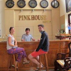 Отель Villa Pink House Вьетнам, Далат - отзывы, цены и фото номеров - забронировать отель Villa Pink House онлайн интерьер отеля