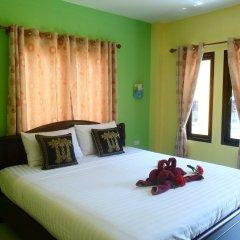 Отель Lanta New Beach Bungalows комната для гостей