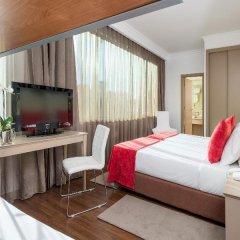 TRYP Lisboa Oriente Hotel комната для гостей фото 3