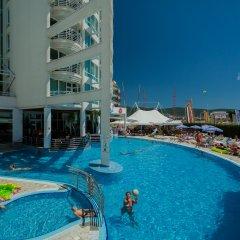 Hotel Grand Victoria Солнечный берег бассейн фото 3