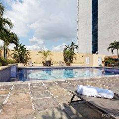 Отель Crowne Plaza San Pedro Sula бассейн фото 3