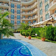 Апартаменты Two Bedroom Apartment with Large Balcony бассейн фото 3