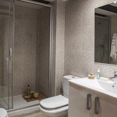 Отель AinB Eixample-Entenza Apartments Испания, Барселона - 4 отзыва об отеле, цены и фото номеров - забронировать отель AinB Eixample-Entenza Apartments онлайн ванная