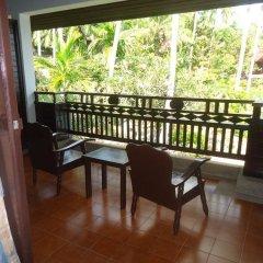 Отель Nova Samui Resort балкон