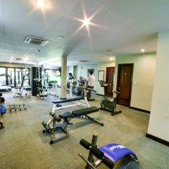 Отель Palm Garden Beach Resort And Spa Хойан фитнесс-зал
