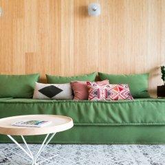 Отель Kith & Kin Boutique Apartments Нидерланды, Амстердам - отзывы, цены и фото номеров - забронировать отель Kith & Kin Boutique Apartments онлайн интерьер отеля фото 3