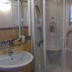 Hotel Ristorante La Bettola Урньяно ванная фото 2