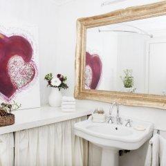 Отель Veneto Италия, Рим - отзывы, цены и фото номеров - забронировать отель Veneto онлайн ванная фото 2