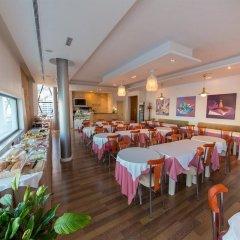Отель Brilant Saranda Албания, Саранда - отзывы, цены и фото номеров - забронировать отель Brilant Saranda онлайн питание фото 2