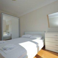 Отель Maini Черногория, Будва - отзывы, цены и фото номеров - забронировать отель Maini онлайн комната для гостей фото 4