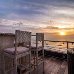 Отель The Ocean Colombo балкон