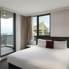 Отель Meriton Suites Pitt Street Австралия, Сидней - отзывы, цены и фото номеров - забронировать отель Meriton Suites Pitt Street онлайн комната для гостей фото 4