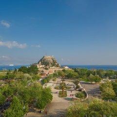 Отель Arcadion Hotel Греция, Корфу - 2 отзыва об отеле, цены и фото номеров - забронировать отель Arcadion Hotel онлайн пляж