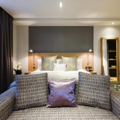 Отель Apex Temple Court Hotel Великобритания, Лондон - отзывы, цены и фото номеров - забронировать отель Apex Temple Court Hotel онлайн комната для гостей фото 3