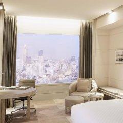 Hotel Nikko Saigon комната для гостей