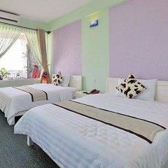 Отель Ideal Hotel Hue Вьетнам, Хюэ - отзывы, цены и фото номеров - забронировать отель Ideal Hotel Hue онлайн комната для гостей фото 4