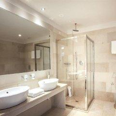 Отель Isola Sacra Rome Airport ванная фото 2
