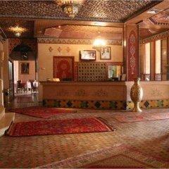 Отель La Perle du Sud Марокко, Уарзазат - отзывы, цены и фото номеров - забронировать отель La Perle du Sud онлайн интерьер отеля фото 2