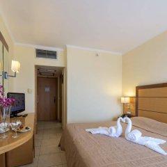 Manousos City Hotel комната для гостей