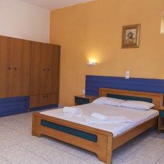 Отель Stephanie Rooms Греция, Агистри - отзывы, цены и фото номеров - забронировать отель Stephanie Rooms онлайн комната для гостей фото 3