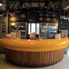 Zen Hostel Decho Road Бангкок гостиничный бар