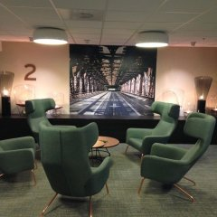 Quality Airport Hotel Stavanger Сола интерьер отеля фото 2