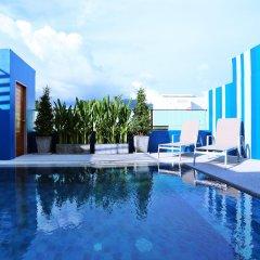 Отель Ocean And Ole Patong Пхукет бассейн