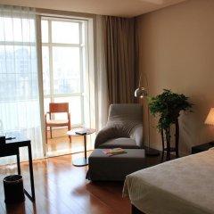 GreenPark Hotel Tianjin Тяньцзинь комната для гостей фото 4