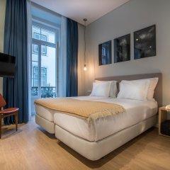 Отель Esqina Urban Lodge Португалия, Лиссабон - отзывы, цены и фото номеров - забронировать отель Esqina Urban Lodge онлайн комната для гостей фото 3