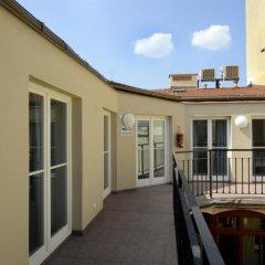 Отель Equity Point Prague балкон