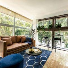 Апартаменты Comfortable Studio Near La Condesa Мехико фото 6