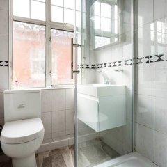 Отель Holmefield Court Лондон ванная