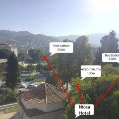 Nicea Турция, Сельчук - 1 отзыв об отеле, цены и фото номеров - забронировать отель Nicea онлайн приотельная территория