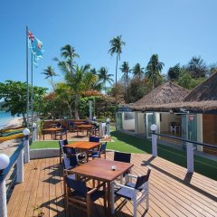 Отель Boathouse Nanuya Фиджи, Матаялеву - отзывы, цены и фото номеров - забронировать отель Boathouse Nanuya онлайн приотельная территория фото 2