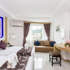 Отель Triple Three Patong 3* Номер Делюкс фото 6