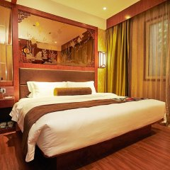 Отель Guangzhou Yu Cheng Hotel Китай, Гуанчжоу - 1 отзыв об отеле, цены и фото номеров - забронировать отель Guangzhou Yu Cheng Hotel онлайн фото 8