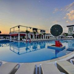 White City Resort Hotel Турция, Аланья - отзывы, цены и фото номеров - забронировать отель White City Resort Hotel онлайн бассейн фото 3
