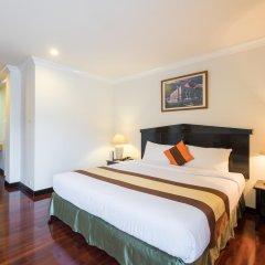 Отель Admiral Suites Sukhumvit 22 By Compass Hospitality Бангкок комната для гостей