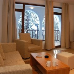 Отель Monastery 2 Aparthotel Пампорово комната для гостей