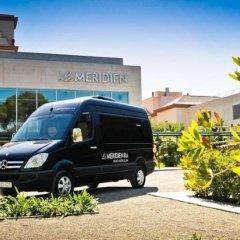 Отель Le Meridien Ra Beach Hotel & Spa Испания, Эль Вендрель - 3 отзыва об отеле, цены и фото номеров - забронировать отель Le Meridien Ra Beach Hotel & Spa онлайн городской автобус