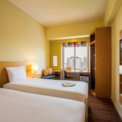 Отель Ibis Deira City Centre Дубай комната для гостей фото 5