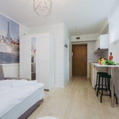 Отель ShortStayPoland Grottgera (B62) Польша, Варшава - отзывы, цены и фото номеров - забронировать отель ShortStayPoland Grottgera (B62) онлайн комната для гостей фото 2