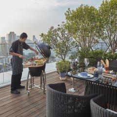 Отель 137 Pillars Suites Bangkok питание фото 2
