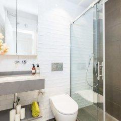 Отель Home Club Serrano VIII Испания, Мадрид - отзывы, цены и фото номеров - забронировать отель Home Club Serrano VIII онлайн ванная