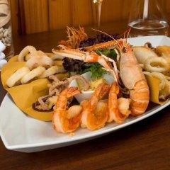 Hotel Weingarten Кальдаро-сулла-Страда-дель-Вино питание фото 3