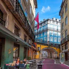 Отель Casinha Das Flores Лиссабон фото 10