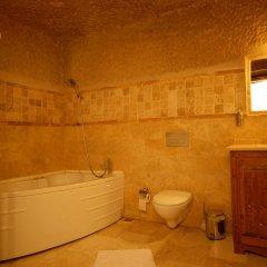 Travellers Cave Pension Турция, Гёреме - 1 отзыв об отеле, цены и фото номеров - забронировать отель Travellers Cave Pension онлайн ванная фото 2