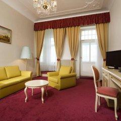Отель Orea Palace Zvon Марианске-Лазне комната для гостей фото 2
